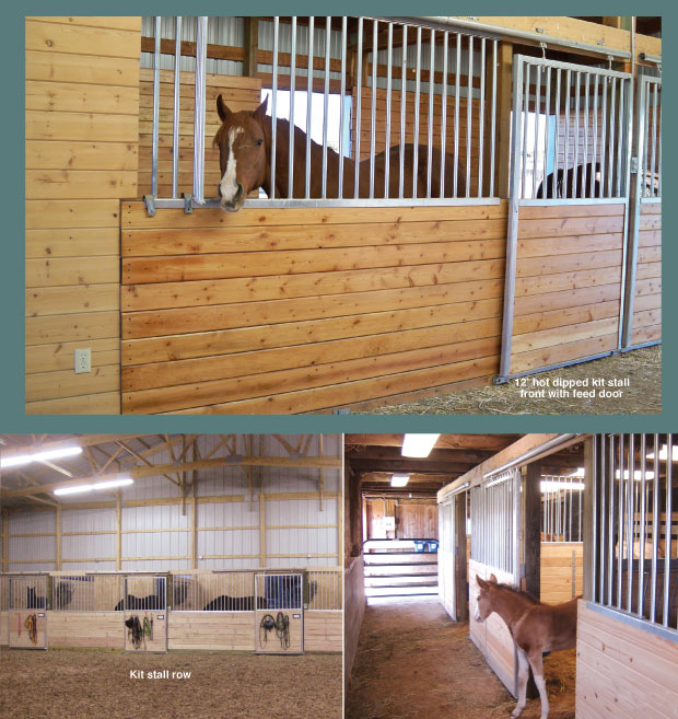 Pics For Diy Horse Stalls