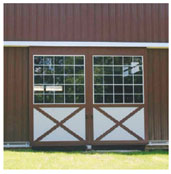 Country Squire Sliding Doors