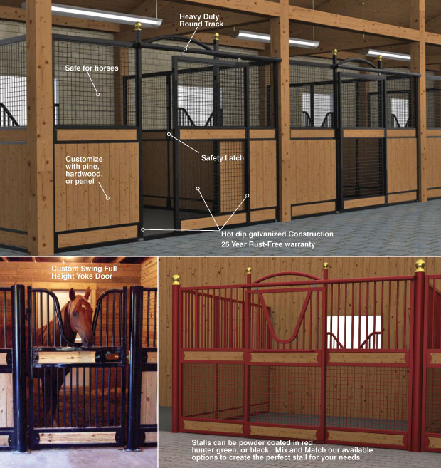 Stall Fronts. European Stall front. Horse Stalls. Stall Doors and Stall Fronts. Custom European Horse Stalls and Desert Stalls. & Stall Fronts. European Stall front. Horse Stalls. Stall Doors and ...