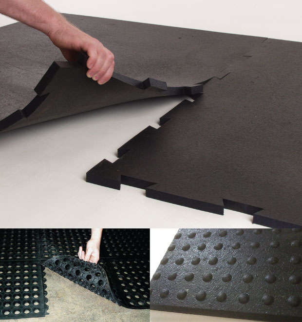 Stall Flooring: Horse Stalls and Flooring: Stall Mats and Rubber ...